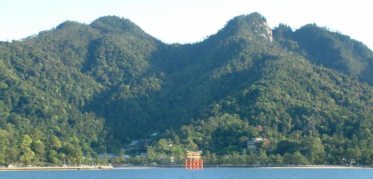 「弥山 とは」の画像検索結果